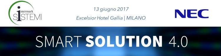 Smart Solution 4.0 by Intermark Sistemi & NEC